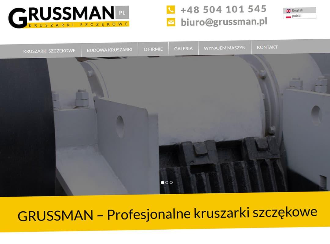GrussMan.pl
