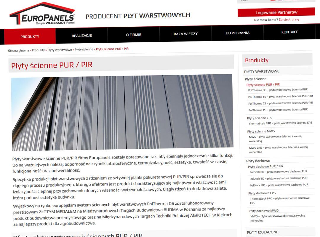 www.europanels.pl-realizacja-2
