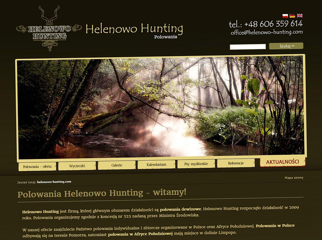 Helenowo-Hunting.com